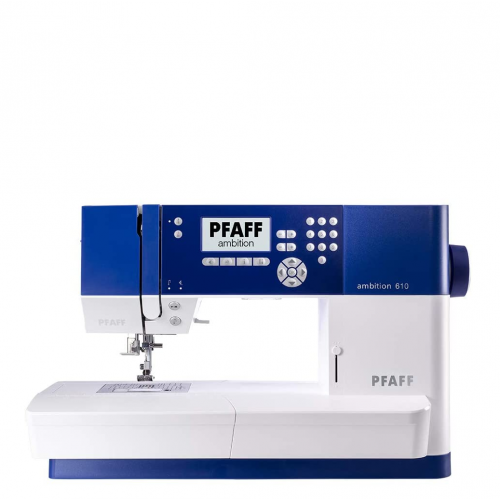 PFAFF Ambition 610 Machine...